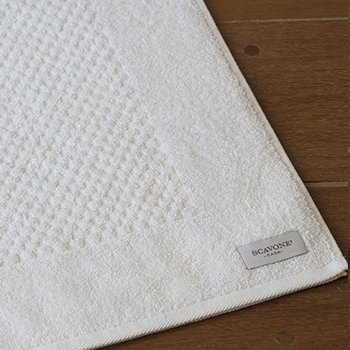 Toalha De Piso 700 gr. Branco - Scavone