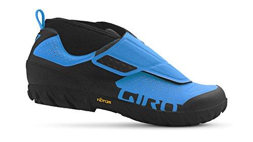 Giro Terraduro Mid MTB Schuhe blau/schwarz 2018