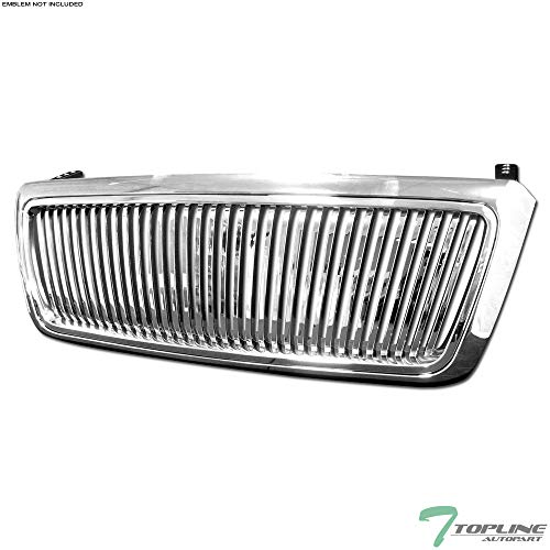 Top recommendation for 2008 ford f150 grill vertical