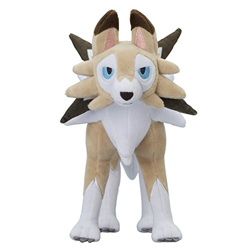 Pokemon Center Original Plush Doll Lycanroc Midday Form / Ly