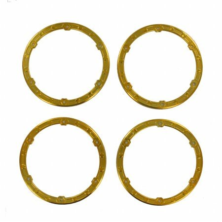 Redcat Racing BS810-068Y Bead Lock Ring, Yellow