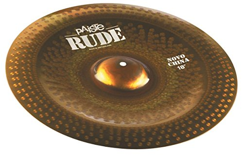 Paiste China Cymbal (Paiste Rude Novo China Cymbal 18 (18))