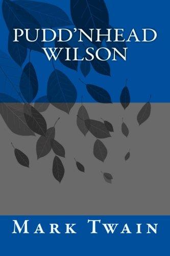 Pudd'nhead Wilson PDF ePub book