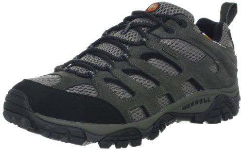Men's Moab Waterproof Hiking Shoe,Beluga,9 W US