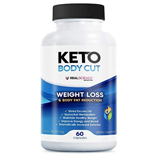 Cheap Keto Body Cut – BHB Salt Supplements That Provide Exogenous Ketones and Support Ketogenic Diet, Ketosis, Workout Performance, and Energy