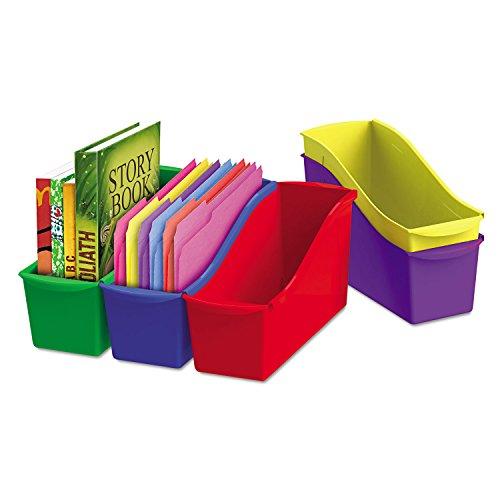 Storex Interlocking Book Bins Set product image
