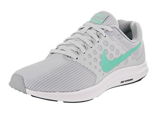 Downshifter Pour Femme Nike 7 Pur Platine / Hyper Turq Noir