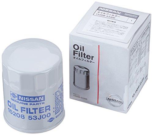 Genuine Nissan 15208-53J0A Oil Filter Assembly