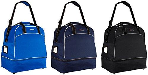 Avento Footballbag Senior blau