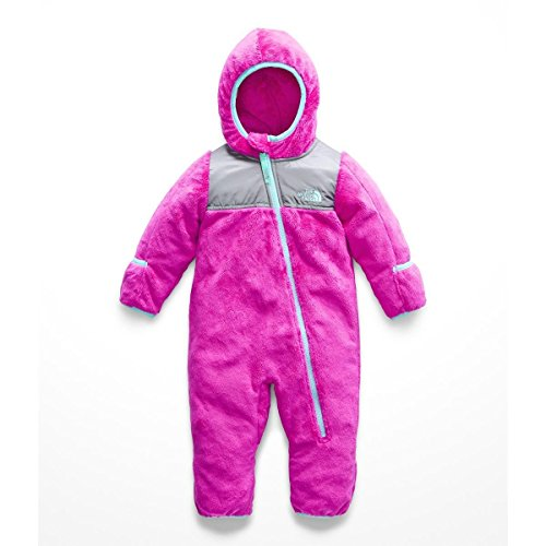 The North Face Infant OSO One Piece - Azalea Pink - 24M