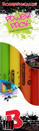 (Boomwhackers BWPP Percussion Effect Power Pack)