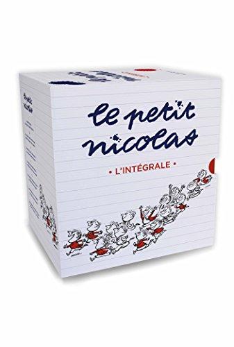 Integrale Le petit Nicolas : Coffret 7 volumes -Broche  [Rene Goscinny - Jean-Jacques Sempe] (Tapa Dura)