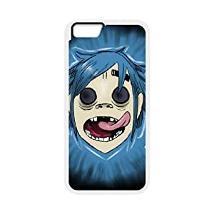 Generic Case Gorillaz Band For iPhone 6 Plus 5.5 Inch Z7AS118458