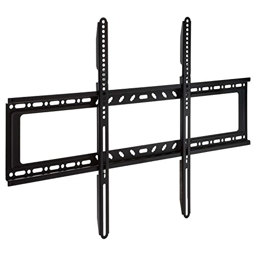 MOUNT FACTORY Universal Fixed Low Profile TV Wall Mount Brac