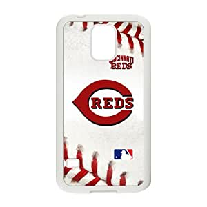 baseball reds Phone Case for Samsung Galaxy S5