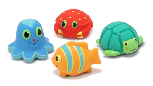 Seaside Sidekicks Squirters Toys Baby Kids Games (Squirters Seaside Sidekicks)