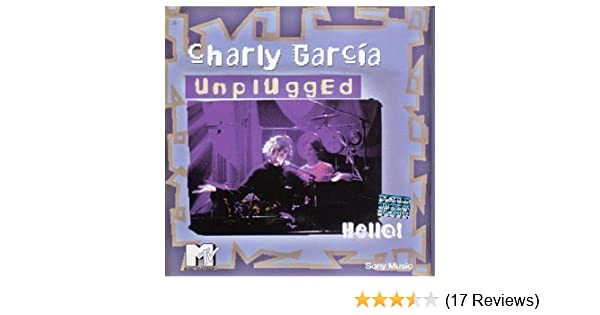 - Mtv Unplugged by Garcia, Charly (2003-06-02) - Amazon.com Music