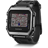 Garmin Epix Color LCD Touchscreen GPS Watch w/ Worldwide Basemap
