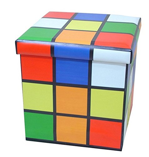 iep Rubix Cube Folding Storage Box 32 x 32 x 32 cm by iep