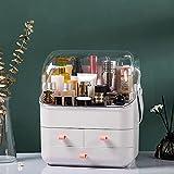 Haturi Makeup Organizer, Waterproof&Dustproof