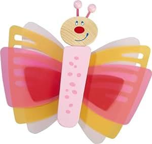 Haba 7481 - Luz nocturna, diseño de mariposas
