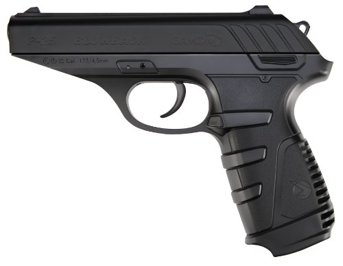 Gamo 611138054 P-25 Blowback CO2 Powered .177 Caliber Air ()