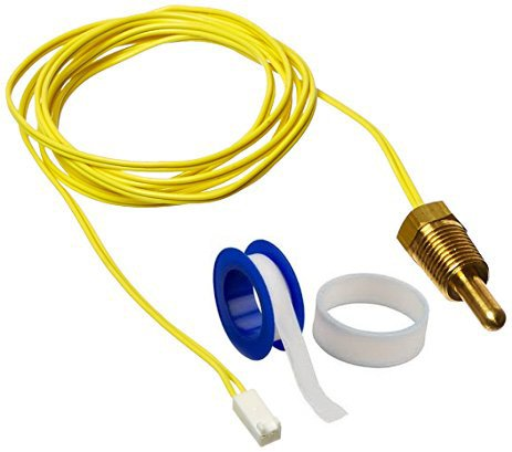 (Optimum Pool Technologies Thermistor Probe Replacement for Pentair MiniMax Heater - Replaces 471566 - Includes Roll of Teflon Tape )