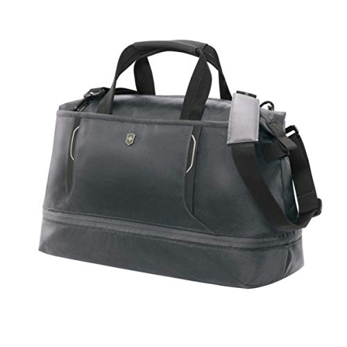 (Victorinox Werks Traveler 6.0 Frequent Flyer Weekender Bag, Grey)