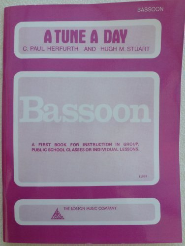 Bassoon Tune A Day Dave Ballard Music DB160