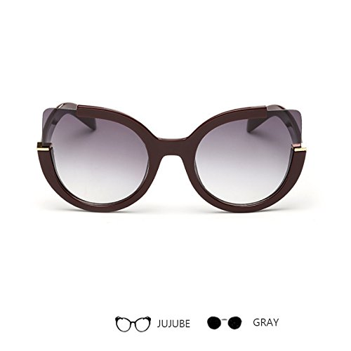 Gafas Azul Sol TIANLIANG04 De De De Mujer Gafas Unisex Dark Gafas Volver Espejo Red Sol Vintange TETwqOInA