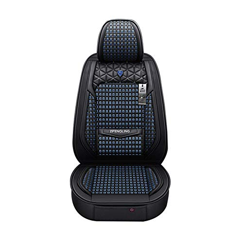 (Automotive Seat Cushions Car seat Cushion Car Seat Cover Good Breathability and Comfort Universal Size Suitable for Most Models Optional Multi-Style (Color : Blue))