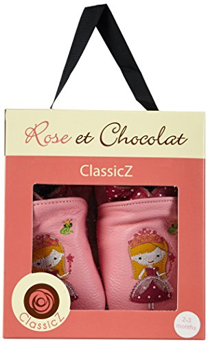 Rose & Chocolat Bonbon Paris Pink - Botas de senderismo Bebé-Niños Rosa - rosa