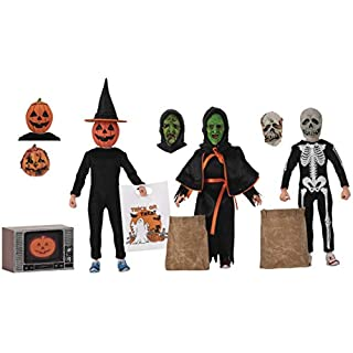 NECA Halloween 3 Season of The Witch 8IN Retro AF 3PK