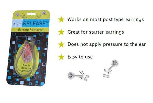 ez Release earring remover Regular Stud