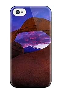 premium Phone Case For Iphone 4/4s/ Rock Tpu Case Cover 1263899K68019596