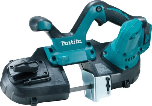 (Makita Makita XBP01Z 18V Lithium-Ion Cordless Compact Band Saw (Tool-Only))