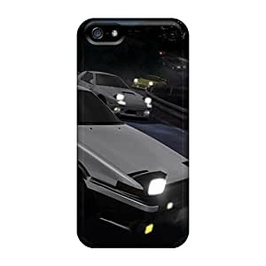 Top Quality Protection Initial D Case Cover For Iphone 5/5s