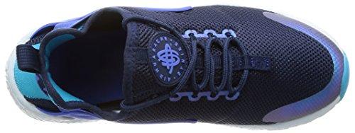 Nike Air W Huarache Run Rs Ultra Womens Aa0520-400 Midnight Navy / Cometa Tinta Blu-blu