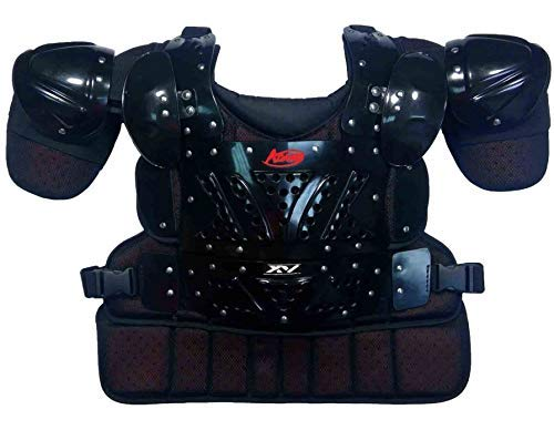 Adams USA XV HDX Umpire Chest Protector Black