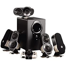 41 oUp0IPVL. SL500 AA280  Logitech G51 (980 000100) Gaming Speakers   $90 Shipped