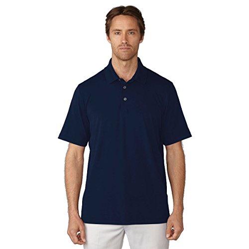 アシュワース2017メンズマットインターロックソリッド半袖ポロシャツ US サイズ: L カラー: ブルー