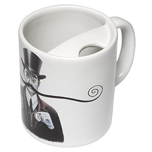 Bucardo Mustache Mug