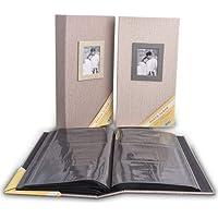 300'lük 10x15cm Koton Desenli Fotoğraf Albümü/ACR-16WPP46300