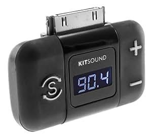 Kitsound KSMYFM - Transmisor de FM