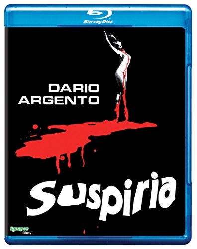 Blu-ray : Suspiria (Blu-ray)