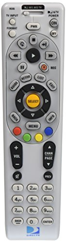 New OEM Replaced RC66X Universal Remote Control replaces DIRECTV RC-16 RC-23 RC-32 RC-64 RC-65 RC-66 RC65X for HR20 H21 HR24 R22 D12