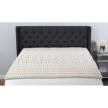 Amazon Com Beautyrest 5 Zone Contour Comfort Memory Foam