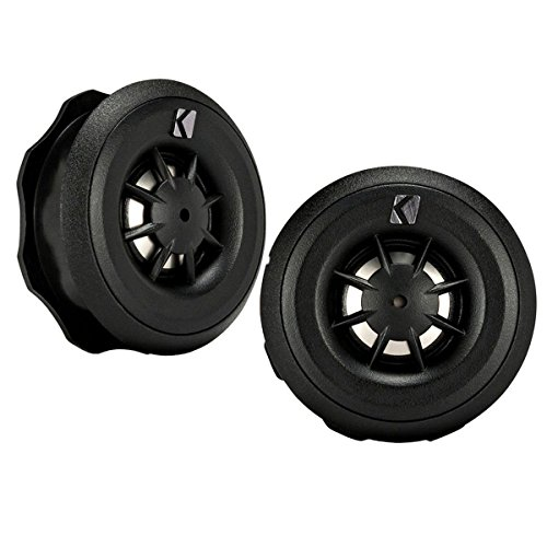 Titanium Dome Cs-Series Car Tweeters (Titanium Dome)