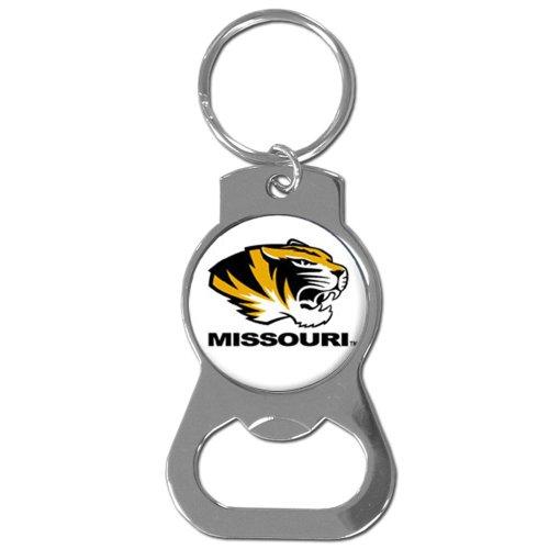 NCAA Missouri Tigers Bottle Opener Key Chain (Missouri Bottle)
