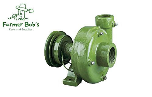 Ace Pumps FMC-MAG-D Clutch Driven Centrifugal Pump, Dual Clutch Drive, Counterclockwise Rotation, 170 psi (11.7 Bar), 1.25